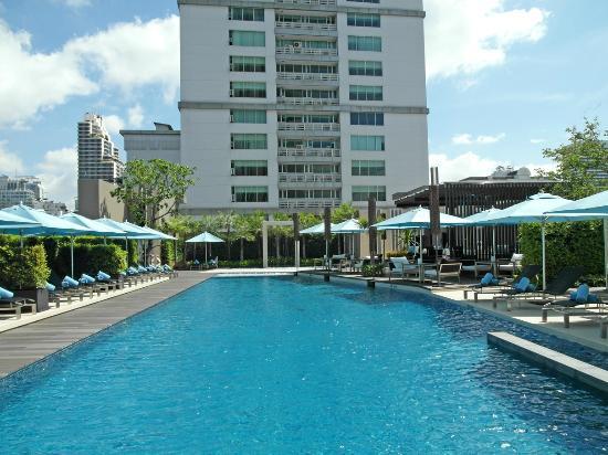 Swimming Pool 2 Picture Of Sofitel Bangkok Sukhumvit