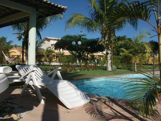 Benkos Praia Hotel : Àrea piscina