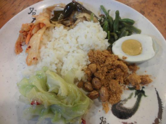 Fenchihu Hotel : Breakfast