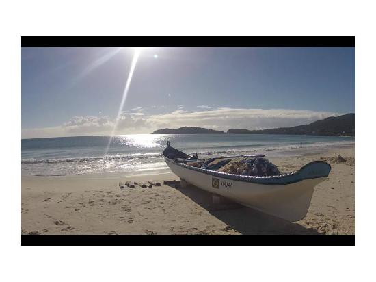 Bombinhas Tourist Apart Hotel: Comienzo de la temporada de pesca