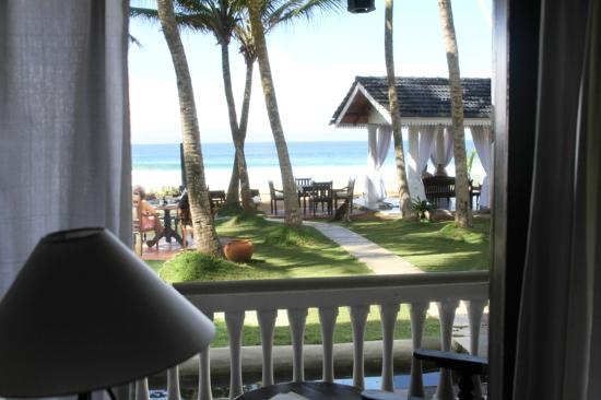 Suite Lanka: View from room
