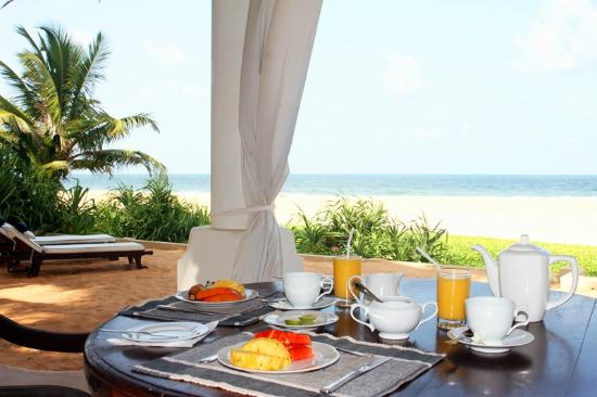 Suite Lanka: Breakfast
