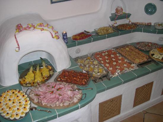 Landhotel Stofflerwirt : Buffet