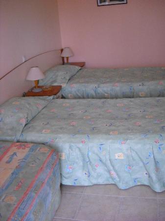 Hotel Malibu: chambre