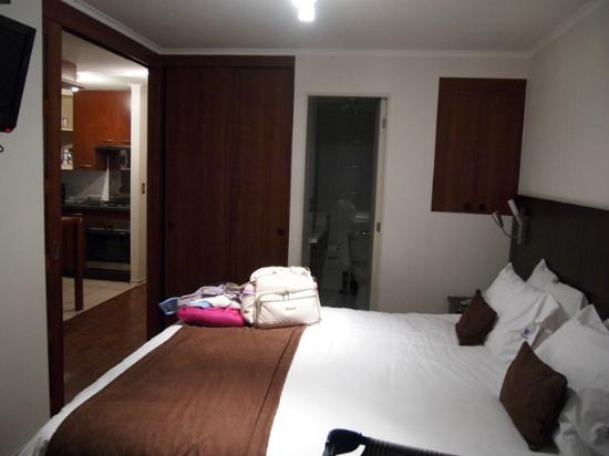 Plaza Suites Apartments : Apartamento 1101