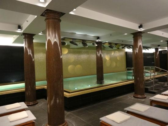 Hotel de Rome : piscine