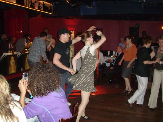 La Salle De Danse Picture Of Swing 46 New York City
