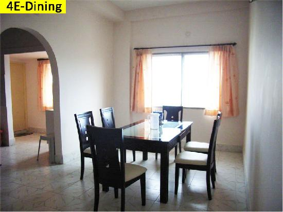 Vcare Service Apartments: 4E - Dining