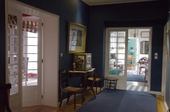 Casa Vitoriana: hall