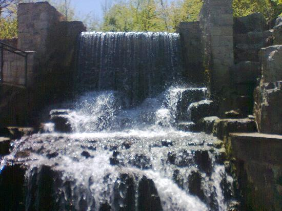 The Bruce Trail: near the mill