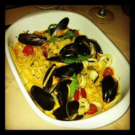 Sirena Cucina Italiana: My Husbands amazing dinner.