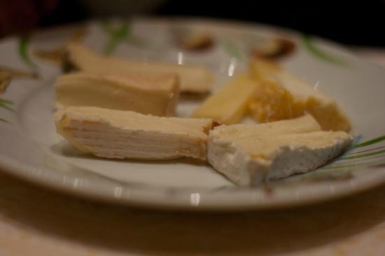 Le Sarladais: Table du Fromage