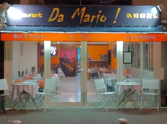 da mario juan les pins restaurant reviews phone number. Black Bedroom Furniture Sets. Home Design Ideas