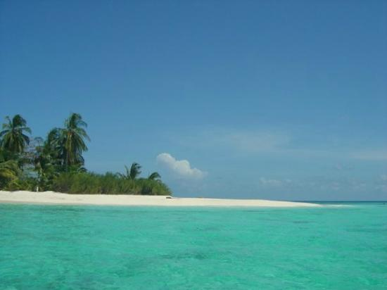 Royal Decameron Marazul : resort sponsored excursion to nearby island