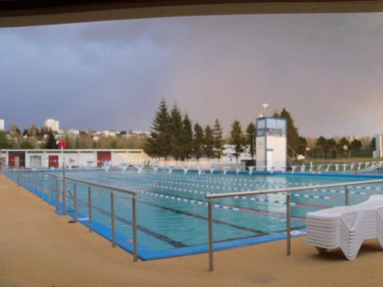 Laugardalslaug : Swimming pool