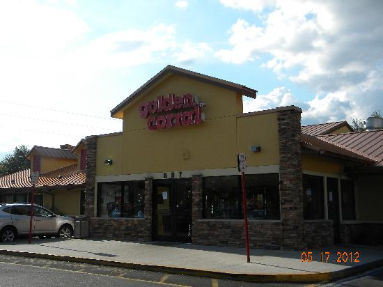 Golden Corral: Location