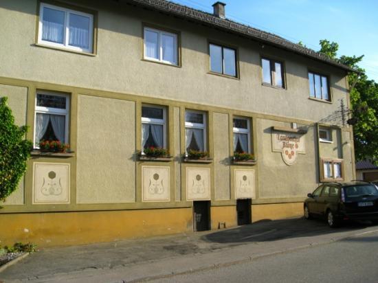 Landgasthaus Blume: exterior