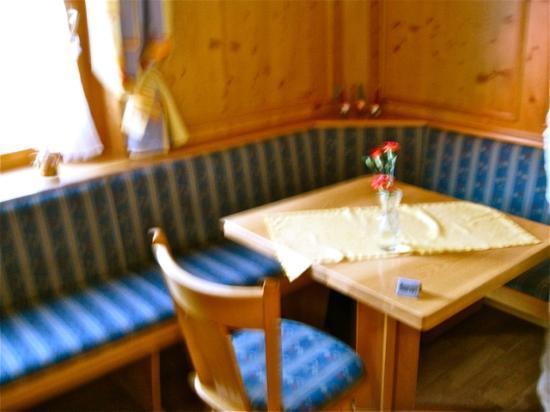 Landgasthaus Blume: sit corner