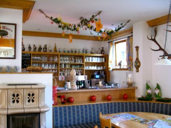 Landgasthaus Blume: bar -theke