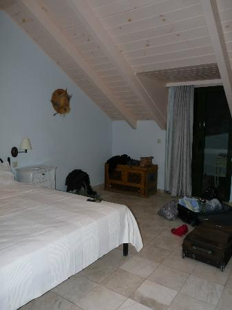 Strofades Beach Hotel: pokój