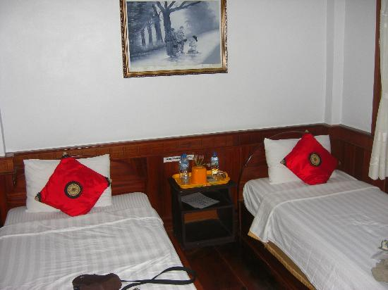 Hoxieng Guesthouse 1: Zimmer