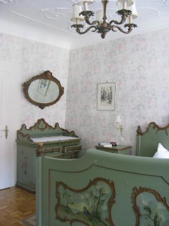 Gasthof zum Baren: Zimmer gestaltet von Künstlerin Kasia von Szadurska