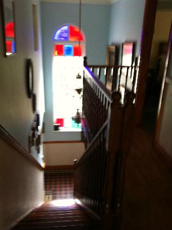 Marsh Mere Lodge: Hallway
