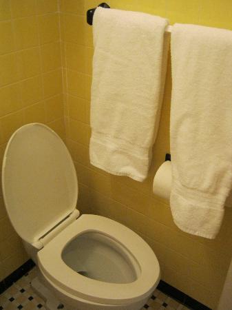 Island House: Toilet