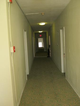 Island House: Hallway