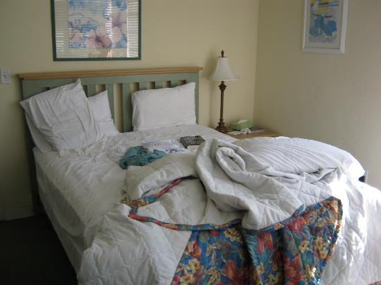 Island House: Double Bed