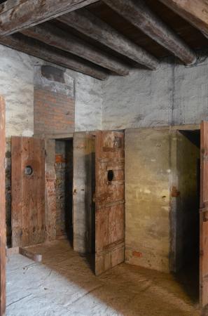 Civico Museo della Risiera di San Sabba: Cells