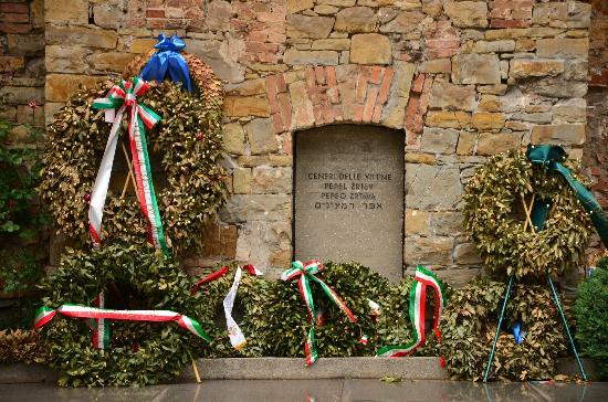 Civico Museo della Risiera di San Sabba: Itallian memorials