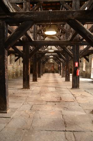 Civico Museo della Risiera di San Sabba: Detainment room