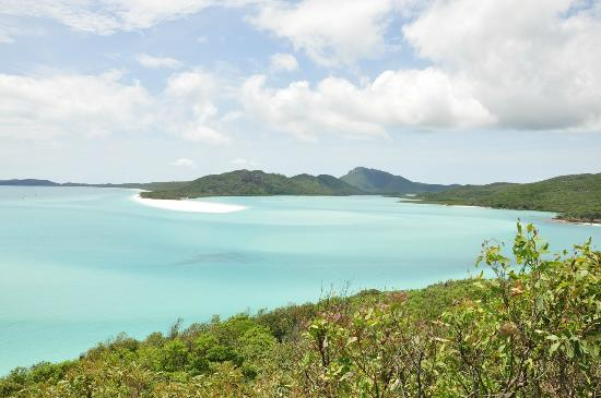 Hill Inlet : Heaven is a place on earth