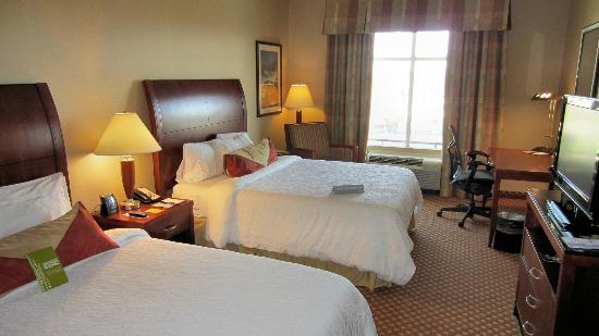Hilton Garden Inn Yuma Pivot Point: Double room