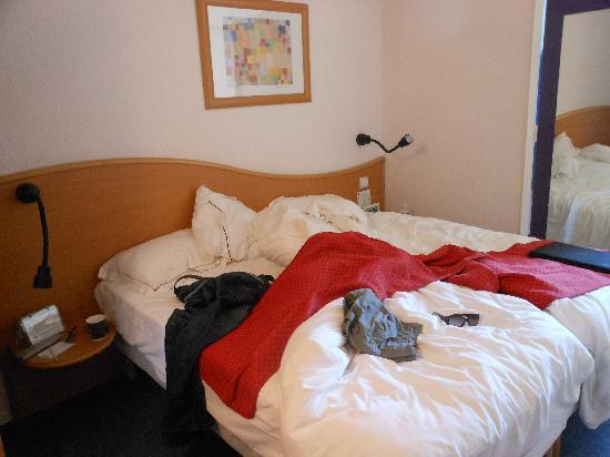 Kyriad Metz Centre : The room