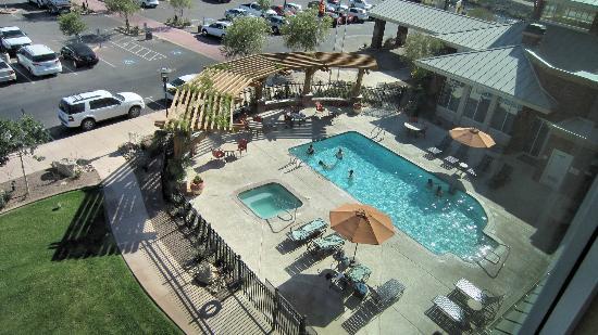 Hilton Garden Inn Yuma Pivot Point: Pool