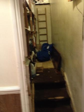 Ascot Hyde Park Hotel: closet