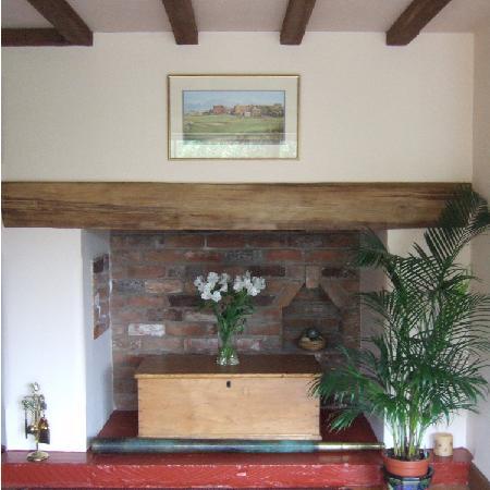Little Carron Cottage: Eden Lounge