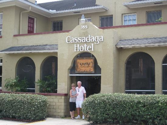 ‪كاساداجا هوتل: Cassadaga haunted hotel‬