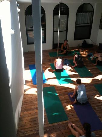 Yoga at Spa Uno