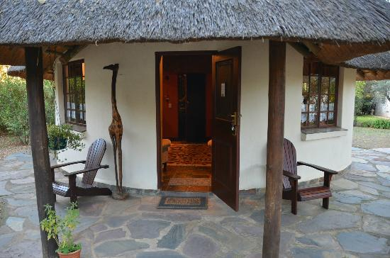 Aquanzi Lodge: My Room Chalet 9