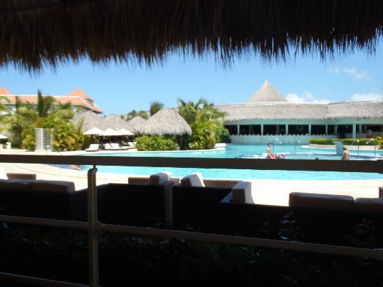 The Reserve at Paradisus Palma Real: Desde el Hydrogrill
