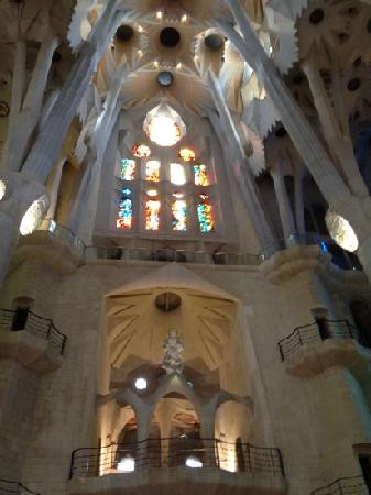 La Defense Premiere: la Sagrada Familia