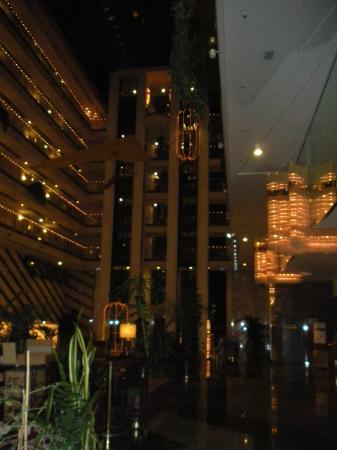 Maritim Airport Hotel Hannover : Innenansicht Panormalift