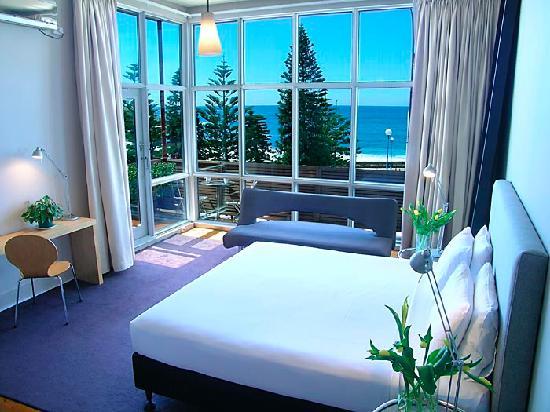 Dive Hotel: Oceanview Room