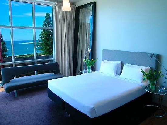 Dive Hotel: Oceanview Room 2