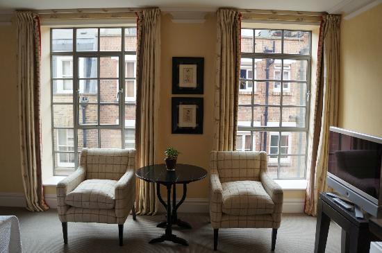 The Soho Hotel: Room