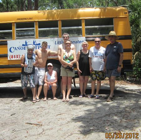 "Canoe Outpost - Little Manatee River: The ""Canoe Crew"""