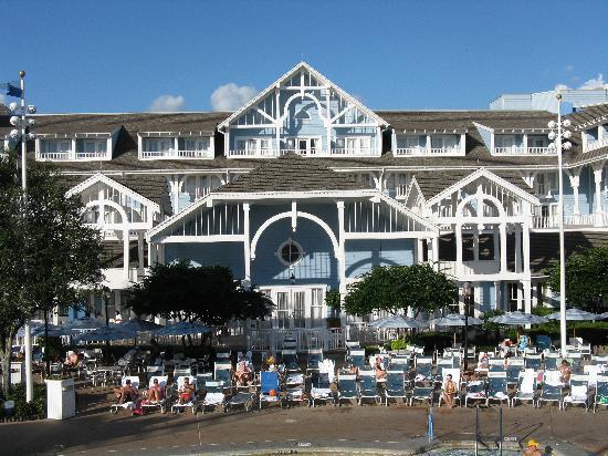 Disney's Beach Club Resort: Disney's Beach Club
